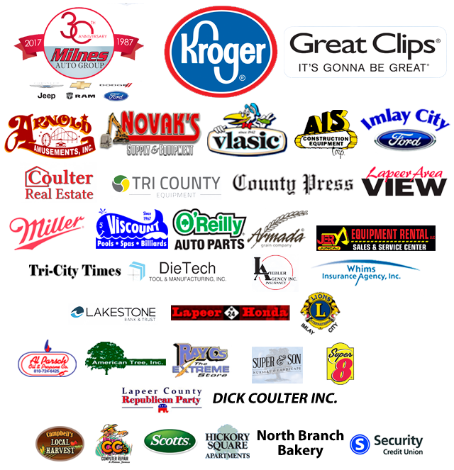 2017 EMSF Sponsors Collage